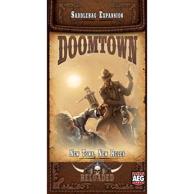 Doomtown Deck Building Rules