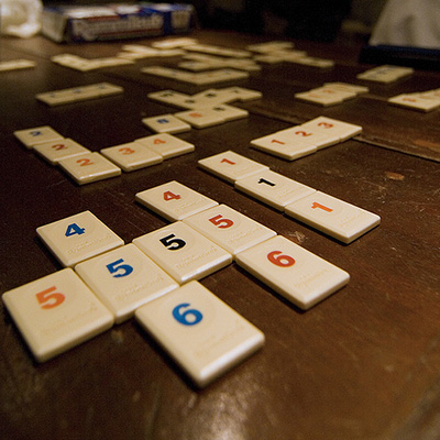 Rummikub Team Board Game