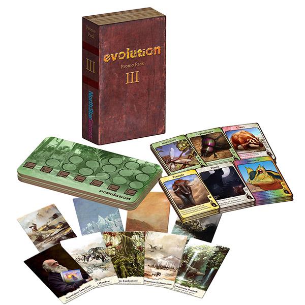 Slikovni rezultat za evolution promo pack 3