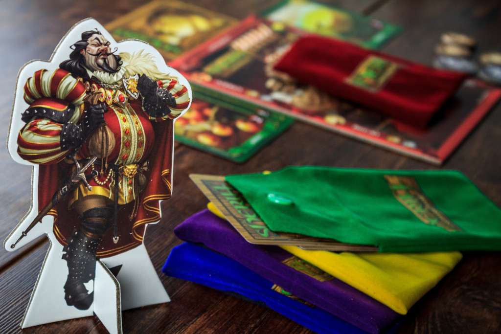 sheriff of nottingham how to play