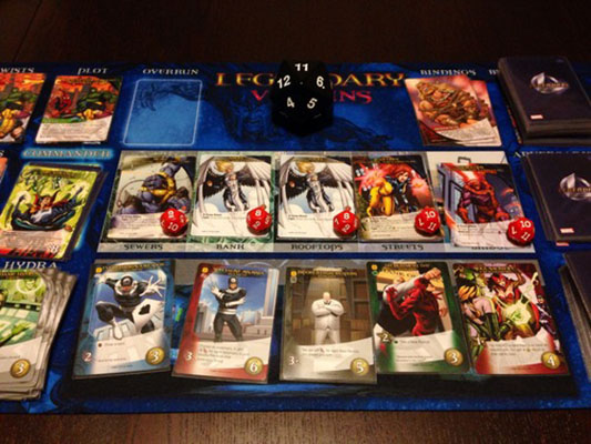 Lord Of The Rings Deck Building Game Sleeves
