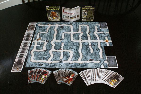 Saboteur (Mayfair Edition) | Team Board Game