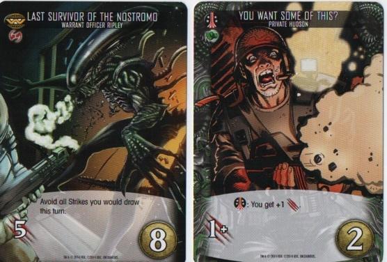 Legendary Encounters An Alien Deck Building Game Team