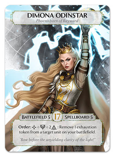 Ashes Rise Of The Phoenixborn Team Board Game
