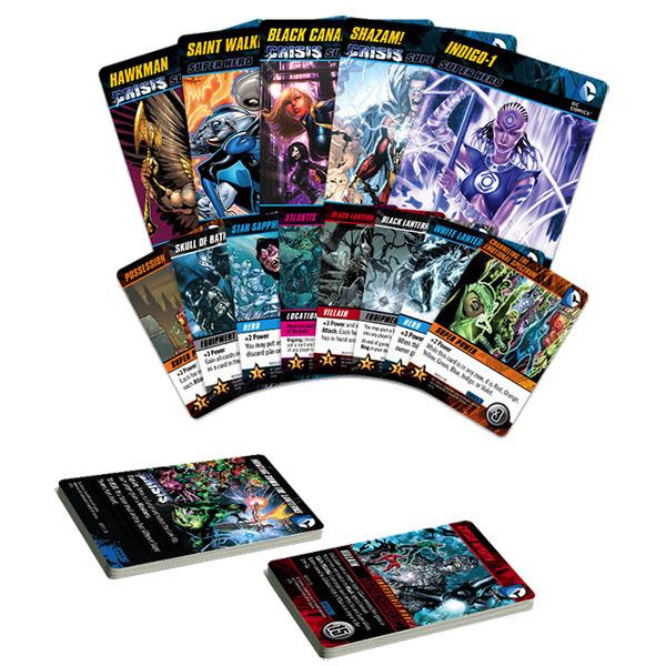 Dc Comics Deck Building Game Crisis Expansion Pack 2