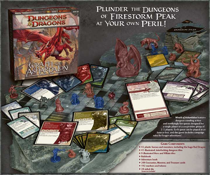 Dragons Board Dungeons And Original 2
