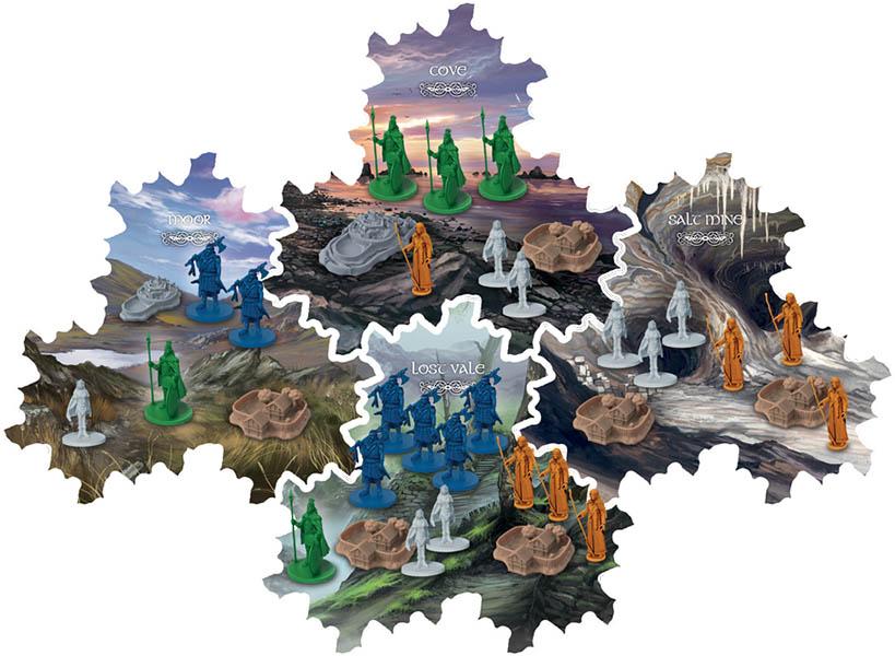 Inis   Team Board Game