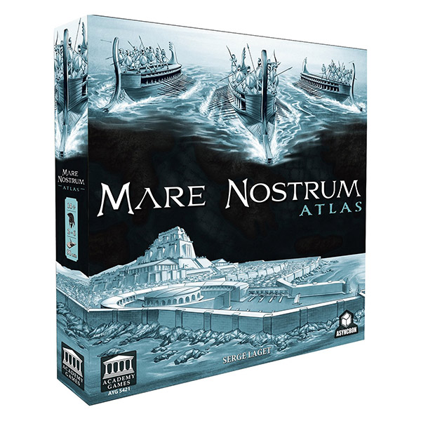 Mare Nostrum Atlas Team Board Game