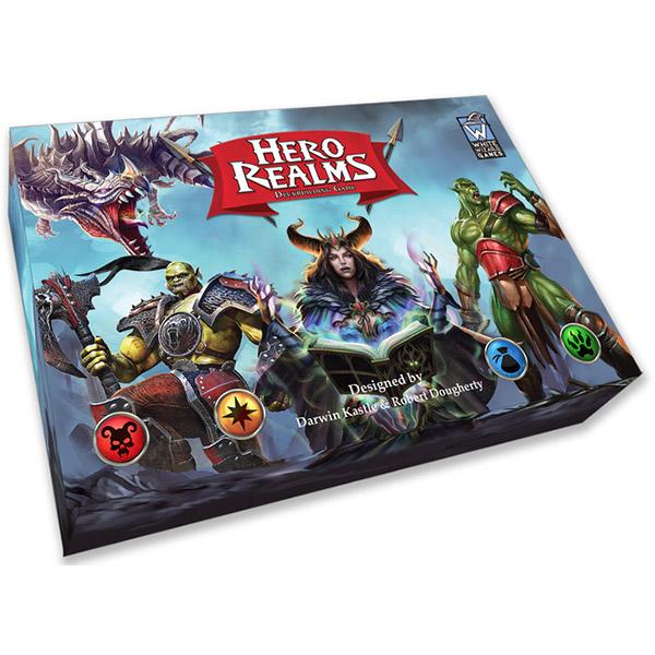 Hero Realms Team Board Game