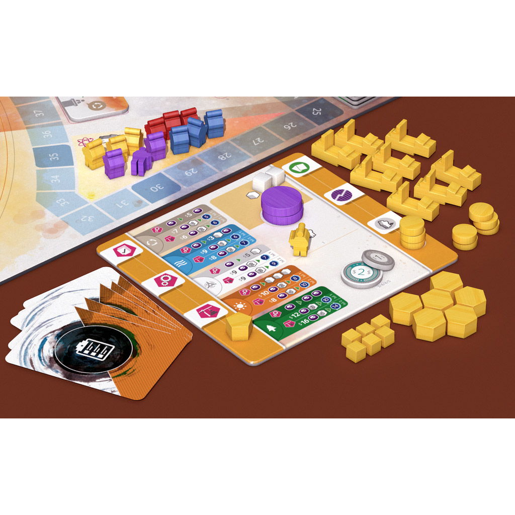 Brexit: The Board Game of Second Chances™